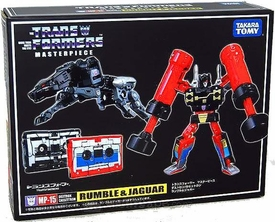 Transformers Takara Masterpiece Collection MP-15 Rumble & Jaguar [Ravage]