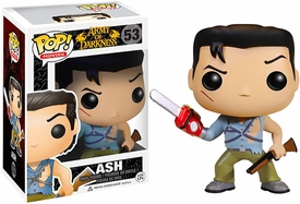 Funko POP! Evil Dead Vinyl Figure Ash New!