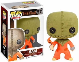 Funko POP! Trick or Treat Vinyl Figure Sam New!