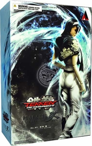 Tekken Tag Tournament 2 Square Enix Play Arts Kai Action Figure Jun Kazama