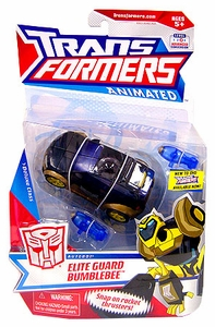 Transformers Animated Deluxe Figure Elite Guard Bumblebee