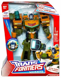 Transformers Animated Leader Action Figure Roadbuster Ultra Magnus