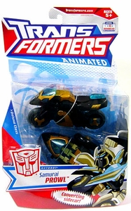 Transformers Animated Deluxe Figure Samurai Prowl