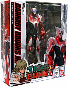 Tiger & Bunny S.H. Figuarts Action Figure Barnaby Brooks Jr.