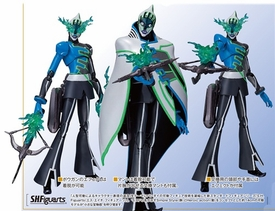 Tiger & Bunny S.H. Figuarts Action Figure Lunatic