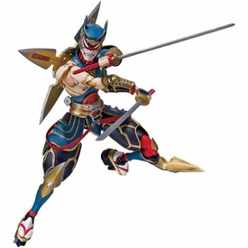 Tiger & Bunny S.H. Figuarts Action Figure Origami Cyclone