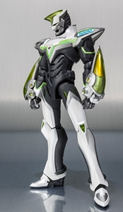 Tiger & Bunny S.H. Figuarts Action Figure Wild Tiger [Movie Version]