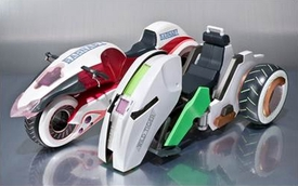 Tiger & Bunny S.H. Figuarts Deluxe Vehicle Double Chaser