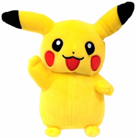 Pokemon XY TOMY 8 Inch Basic Plush Pikachu