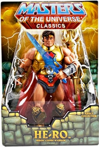 He-Man Masters of the Universe Classics Exclusive Action Figure He-Ro [Random Stone]