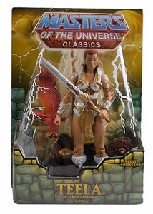 He-Man Masters of the Universe Classics Exclusive Action Figure Teela
