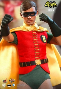 Batman1966 Hot Toys Movie Masterpiece 1/6 Scale Collectible Figure Robin Pre-Order ships April