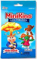 Topps Garbage Pail Kids Series 1 MiniKins Mini Figures Basic Box [24 Packs]