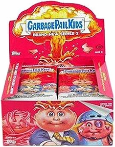 Garbage Pail Kids 2012 Brand New Series 2 Trading Card Box [24 packs]