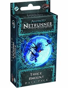 Android Netrunner Living Card Game Data Pack Trace Amount
