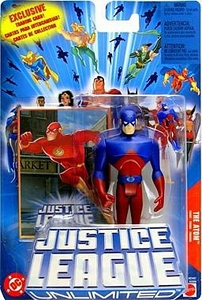 Justice League Unlimited Action Figure The Atom