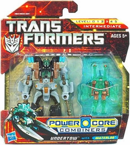 Transformers: Power Core 2011 Action Figure 2-Pack Undertow with Waterlog
