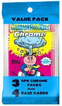 Topps Garbage Pail Kids 2013 Chrome Value Pack [3 Booster Packs]
