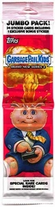 Garbage Pail Kids 2013 Brand New Series 2 Trading Card Jumbo Pack [24 Stickers]
