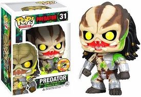 Funko POP! 2013 SDCC San Diego Comic-Con Exclusive Vinyl Figure Bloody Predator