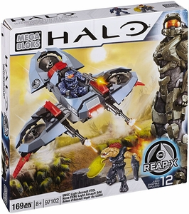 Halo Mega Bloks Set #97102 UNSC Light Assault VTOL