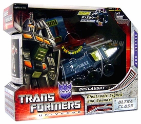 Transformers Takara Japanese Universe Ultra Figure Onslaught [G1 Colors]