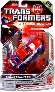 Transformers Universe Generation Series Deluxe Figure Smokescreen