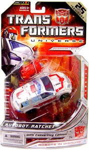 Transformers Universe Generation Series Deluxe Figure Autobot Ratchet