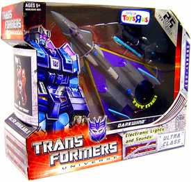 Transformers Universe Exclusive Generation 1 Ultra Action Figure Darkwind