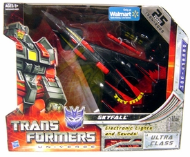 Transformers Universe Exclusive 25th Anniversary Ultra Figure Skyfall