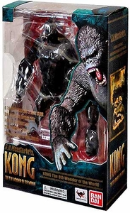King Kong Bandai S.H. Monsterarts Action Figure King Kong