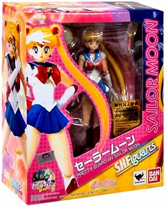 Sailor Moon S.H. Figuarts Action Figure Sailor Moon New!