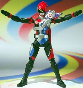 Akiba Ranger S.H. Figuarts Action Figure Super Akiba Red Pre-Order ships March