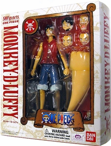 One Piece S.H. Figuarts Action Figure Monkey D. Luffy