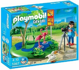 Playmobil City LifeSet #5967 Flamingos