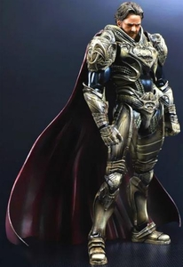 Man of Steel Square Enix Play Arts Kai Action Figure Jor-El