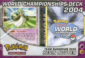 Pokemon 2004 World Championships Deck Kevin Nguyen's Team Rushdown Deck