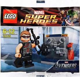 LEGO Marvel Super Heroes Exclusive Set #30165 Hawkeye [Bagged]
