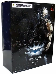 Dark Knight Rises Square Enix Play Arts Kai Series 1 Action Figure Bane