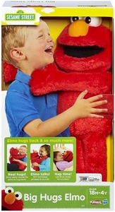Playskool Sesame Street Electronic Talking Figure Big Hugs Elmo