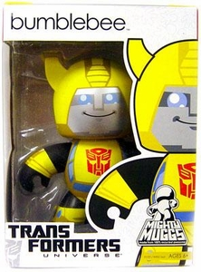 Transformers Universe Mighty Muggs Series 1 Figure Bumblebee