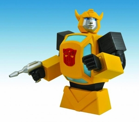 Diamond Select Transformers Roto Bank Bumblebee