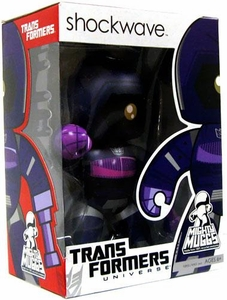 Transformers Mighty Muggs Exclusive Figure Shockwave