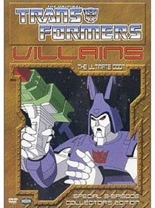Transformers DVD Villains: The Ultimate Doom [Special 3-Episode Collector's Edition]