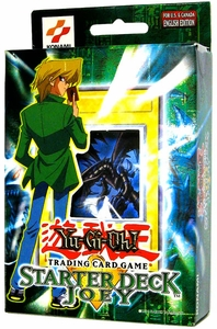 YuGiOh Joey Unlimited Edition Starter Deck
