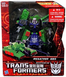 Transformers Generations Voyager Action Figure Megatron