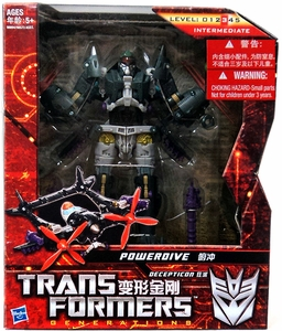 Transformers Generations Voyager Action Figure Powerdive