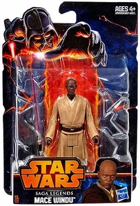 Star Wars 2013 Saga Legends Action Figure Mace Windu