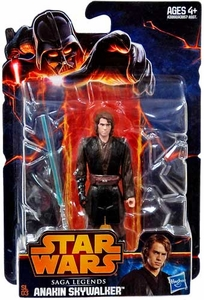 Star Wars 2013 Saga Legends Action Figure Anakin Skywalker
