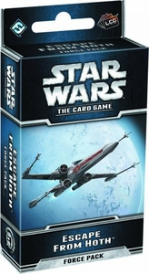 Star Wars Escape From Hoth LCG Living Card Game Force Pack